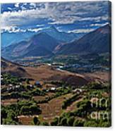 Drass... Canvas Print