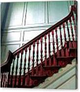 Drayton Staircase 1 Canvas Print