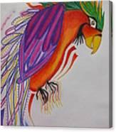 Dream Bird Canvas Print