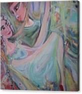 Dream Dancing Canvas Print