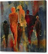 Dream Drifters Canvas Print