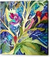 Dream Foliage Canvas Print