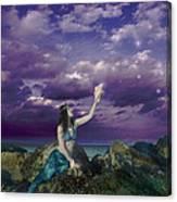 Dream Mermaid Canvas Print