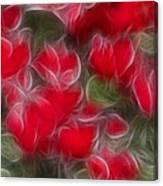 Dream Red 5232 Canvas Print