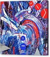 Dream Run 2001 Canvas Print