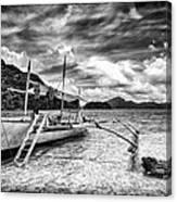 Dream Vacation Canvas Print