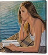Dreamer Canvas Print