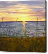Dreamers Sunrise Canvas Print