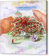 Dreaming Awake II Canvas Print