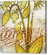 Dreaming Grass Canvas Print