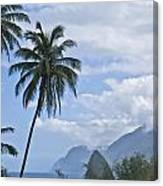 Dreaming Of Paradise Canvas Print