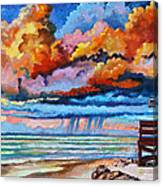 Dreaming of Siesta Key Canvas Print