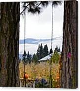 Dreams Of The Swing Canvas Print