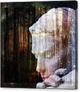 Of Lucid Dreams / Dreamscape 4 Canvas Print