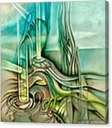 Dreamscape B 2006 Canvas Print