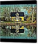 Dreamy Home Canvas Print