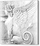 Dreamy Sphinx Canvas Print