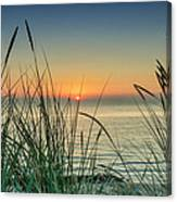 Dreamy Sunset Canvas Print