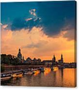 Dresden 02 Canvas Print