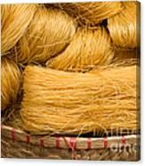 Dried Rice Noodles 04 Canvas Print