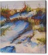 Drifting Dunes Canvas Print