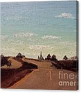Drive Home Canvas Print