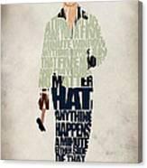 Driver - Ryan Gosling Canvas Print