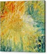 Drizzle Dazzle Canvas Print