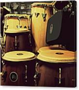 Drum Beat Canvas Print
