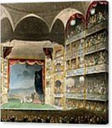 Drury Lane Theater Canvas Print