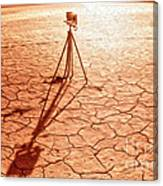 Dry Lake Photography Canvas Print