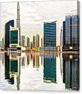 Dubai Downtown -  Canvas Print