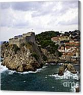 Dubrovnik In Focus Canvas Print