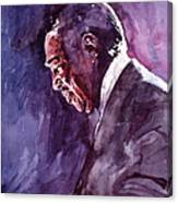 Duke Ellington Mood Indigo Sounds Canvas Print