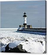 Duluth Harbor Lighthouse Canvas Print
