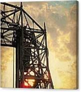 Duluth Lift Bridge Canvas Print
