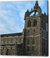 Dundee Kirk Canvas Print