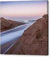Dune Break Canvas Print