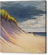Dune Crest Canvas Print