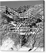 Dune Steps 02 Canvas Print