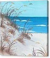 Dunes Day Canvas Print