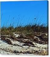 Dunes Of Turks Canvas Print