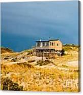 Dunes Shack Canvas Print