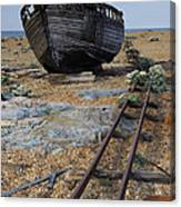 Dungeness Days 1 Canvas Print