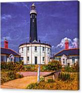 Dungeness Old Lighthouse Canvas Print