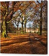 Dunham Massey Canvas Print