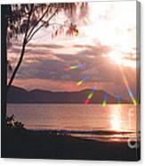 Dunk Island Australia Canvas Print