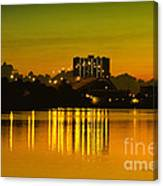 Dunlawton Morning Canvas Print