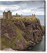 Dunnottar Castle Canvas Print