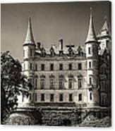 Dunrobin Castle Scotland Canvas Print